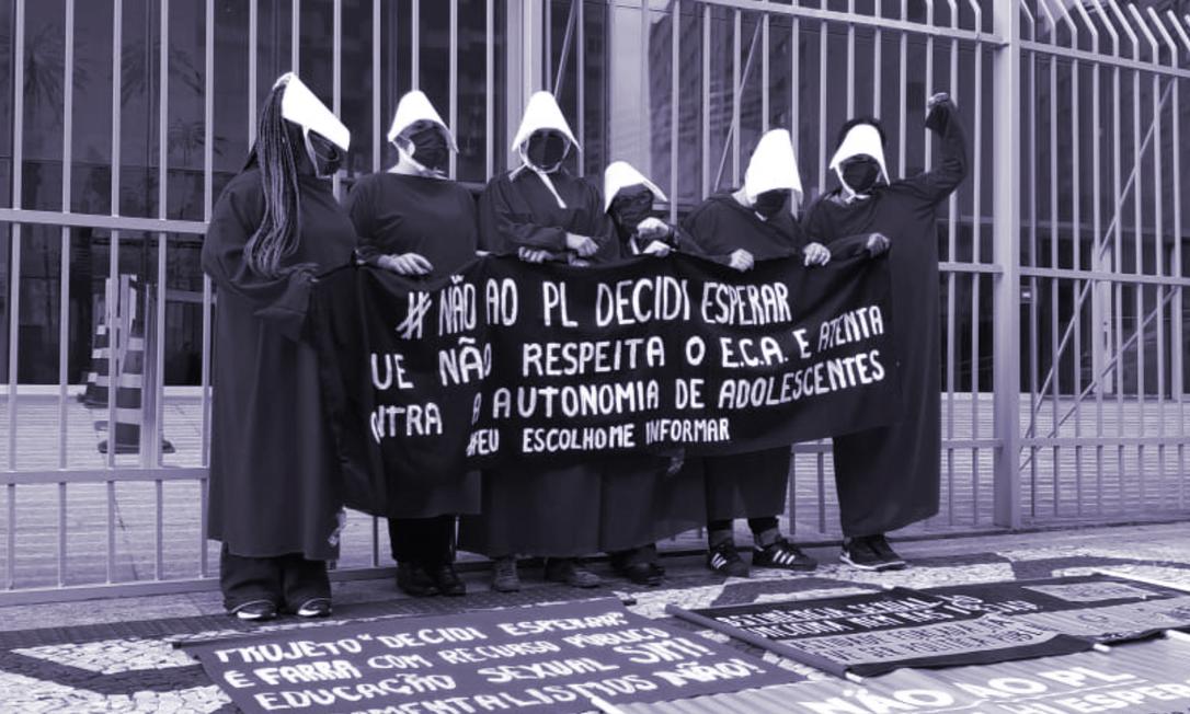 Projetos na câmara municipal e na assembleia legislativa de São Paulo levam nome de movimento nacional cristão que prega abstinência sexual Foto: Divulgação/CDD