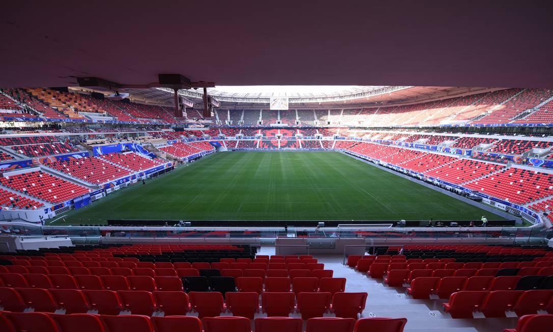 Ahmad Bin Ali é um dos oito estádios da Copa do Qatar Foto: Divulgação