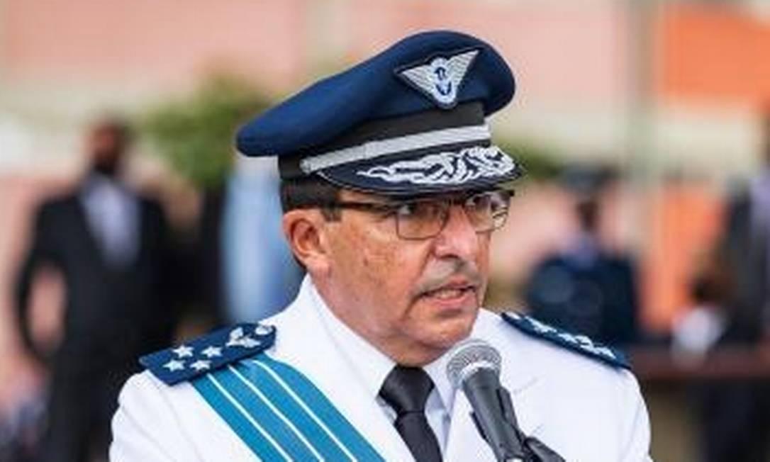 Tenente-Brigadeiro do Ar Carlos de Almeida Baptista Junior Foto: Divulgação/FAB