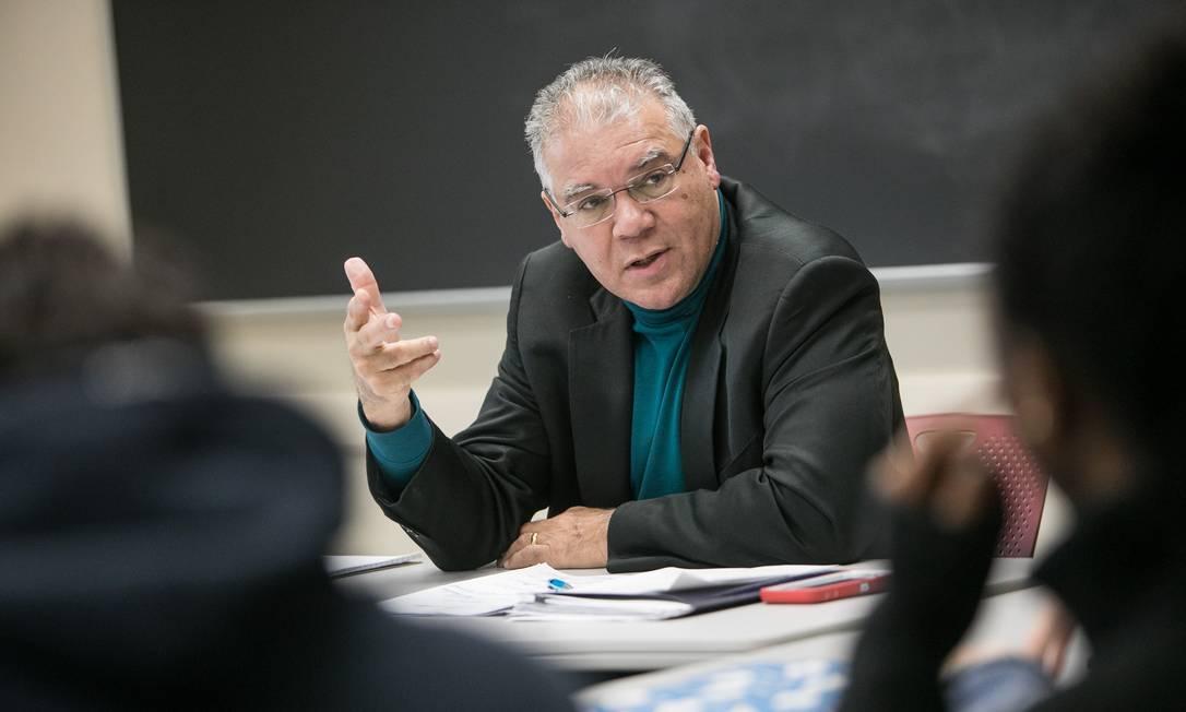 O professor Robert Fatton Jr., da Universidade da Virgínia Foto: Divulgação