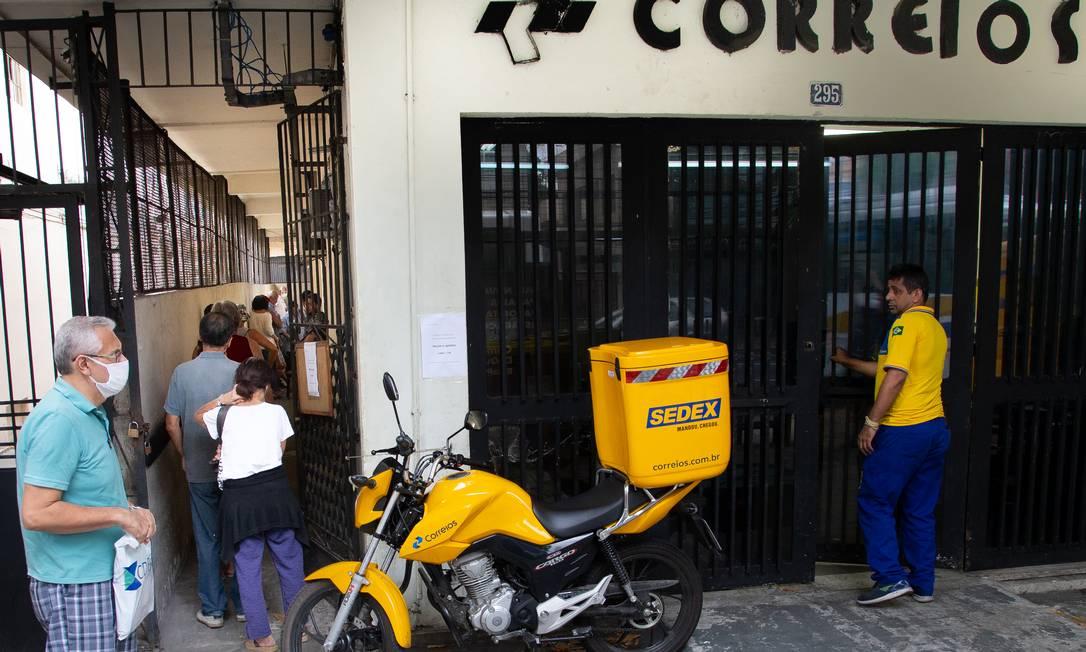 Relatório prévio também aponta diretrizes para o PDV Foto: Roberto Moreyra / Agência O Globo
