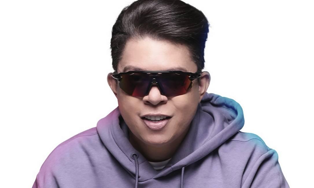 O DJ Ivis, astro do forró eletrônico Foto: Divulgação