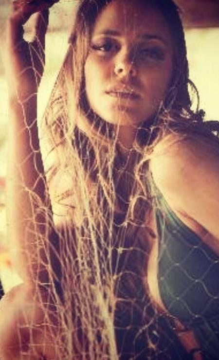 Modelo era considerada uma celebridade na capital chilena Foto: Reprodução / Instagram