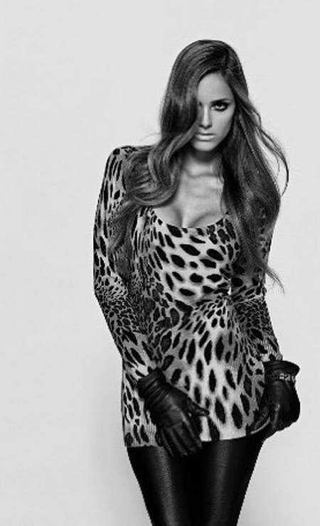 Nayara Vit, modelo brasileira que morava no Chile há 16 anos Foto: Reprodução / Instagram