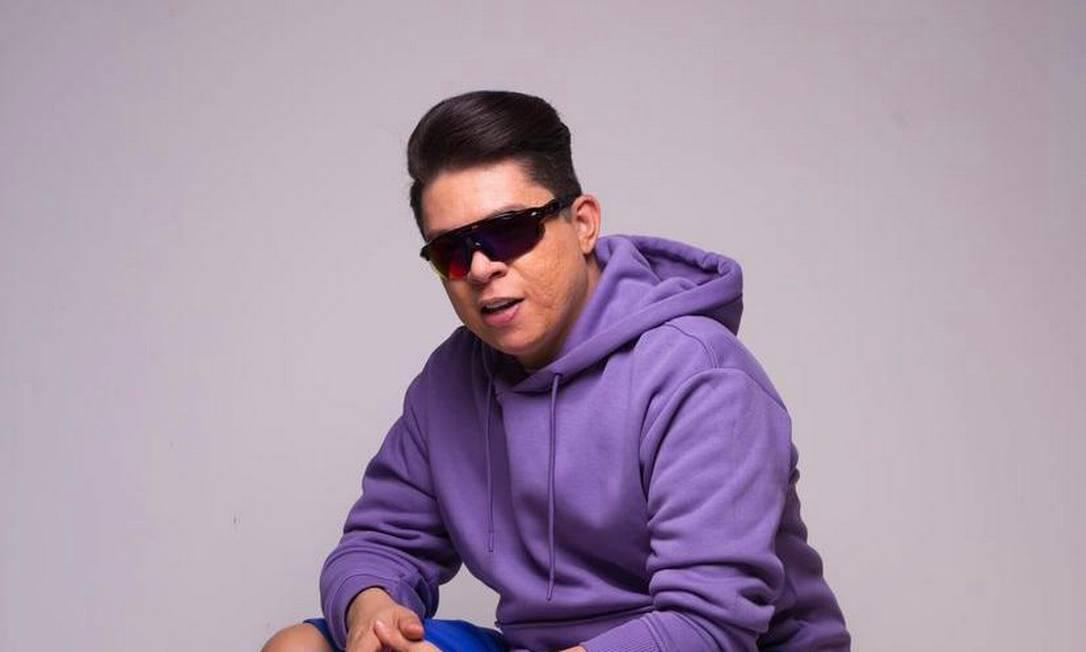 Famoso pelas músicas virais nas plataformas de streamings e TikTok, DJ Ivis tem sua canções retiradas das playlists de reprodução Foto: Divulgação/Instagram