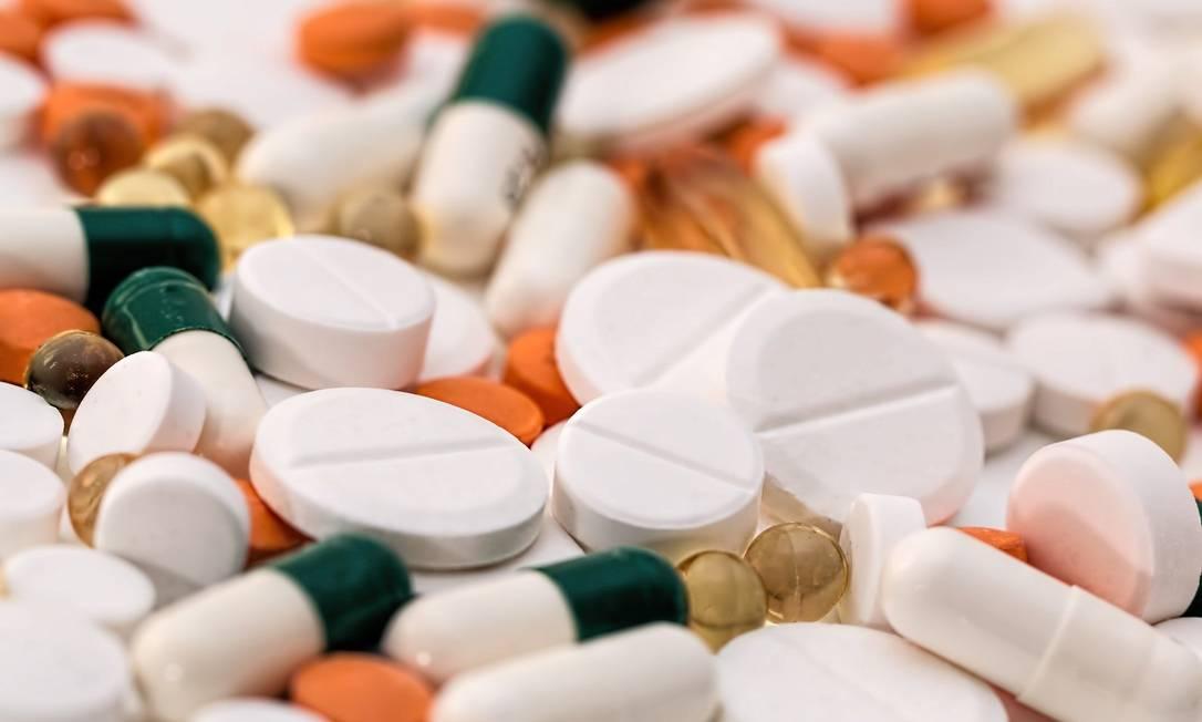 Imagem ilustrativa de medicamentos Foto: Pixabay
