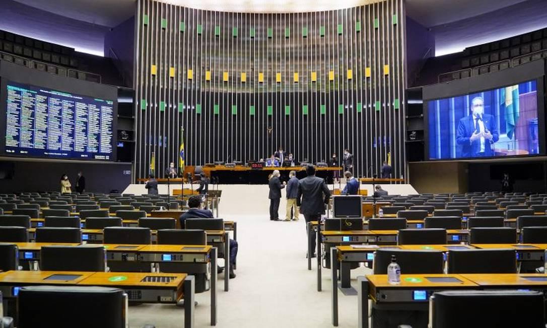 Câmara aprova fundo eleitoral em 2022 de R$ 5,7 bilhões, o triplo das eleições em 2018 Foto: Agência Senado