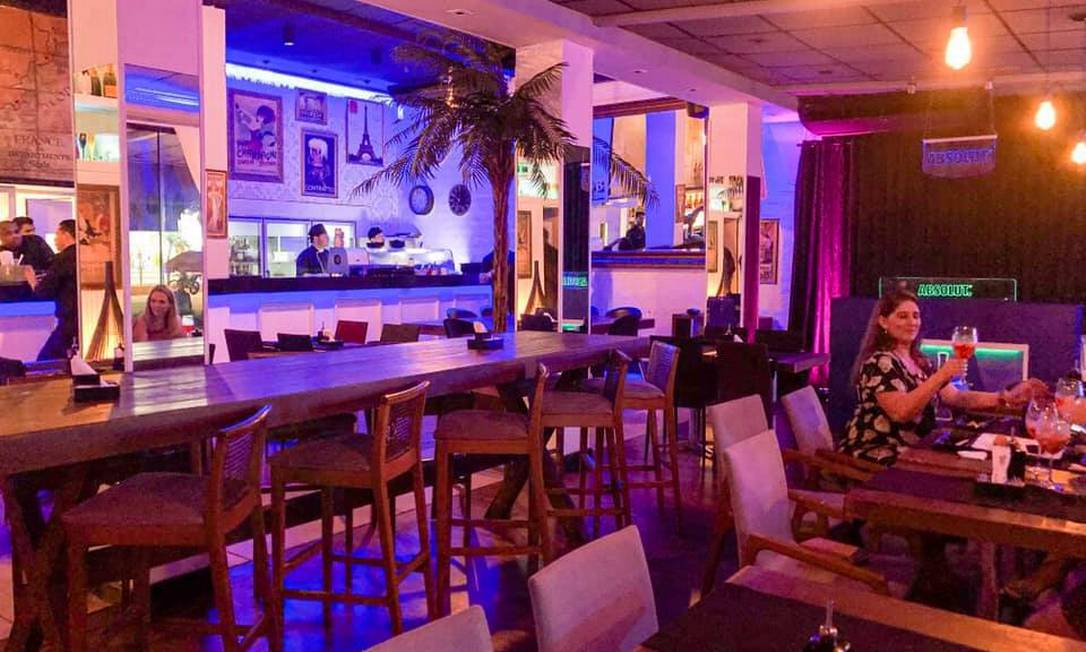 Fusão. A Bla Blá Champanheria vai ser integrada à Ginkeria B, na Avenida Erico Verissimo Foto: Divulgação/Suzanne Malta