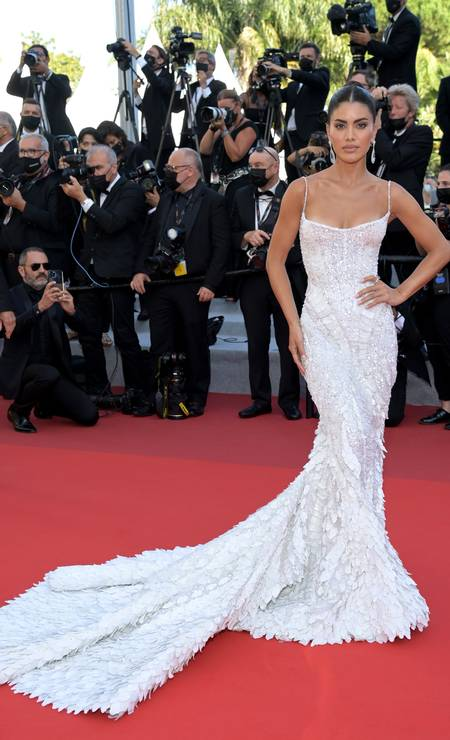 A influenciadora Camila Coelho Foto: Pascal Le Segretain / Getty Images