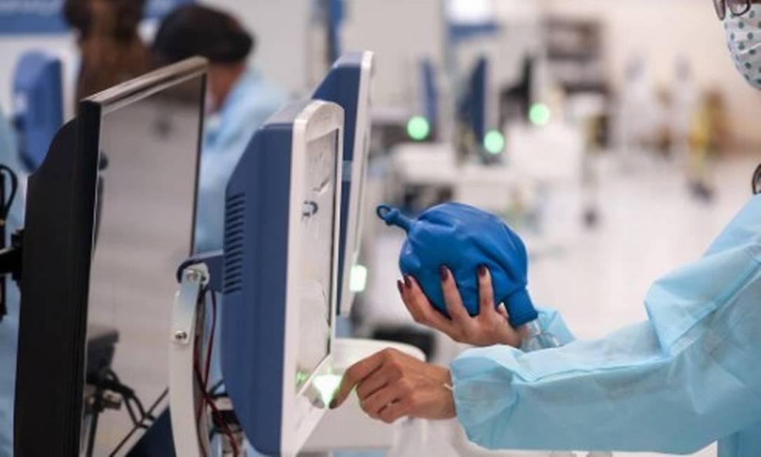 Magnamed, de ventiladores pulmorares Foto: Claudio Cammarato/Divulgação