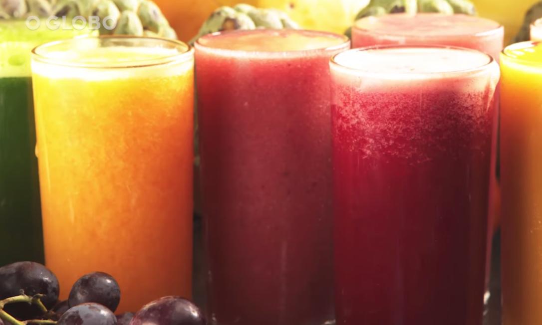 Polis Sucos: desde 1958, um clássico carioca das frutas no copo Foto: Divulgação