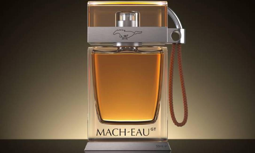 Montadora cria perfume com fragrância de gasolina Foto: Divulgação