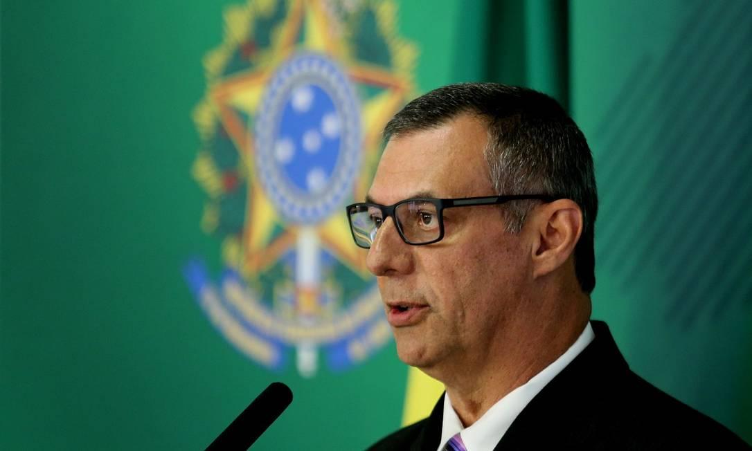 O ex-porta-voz da Presidência da República, Otávio do Rêgo Barros Foto: Jorge William / Agência O Globo