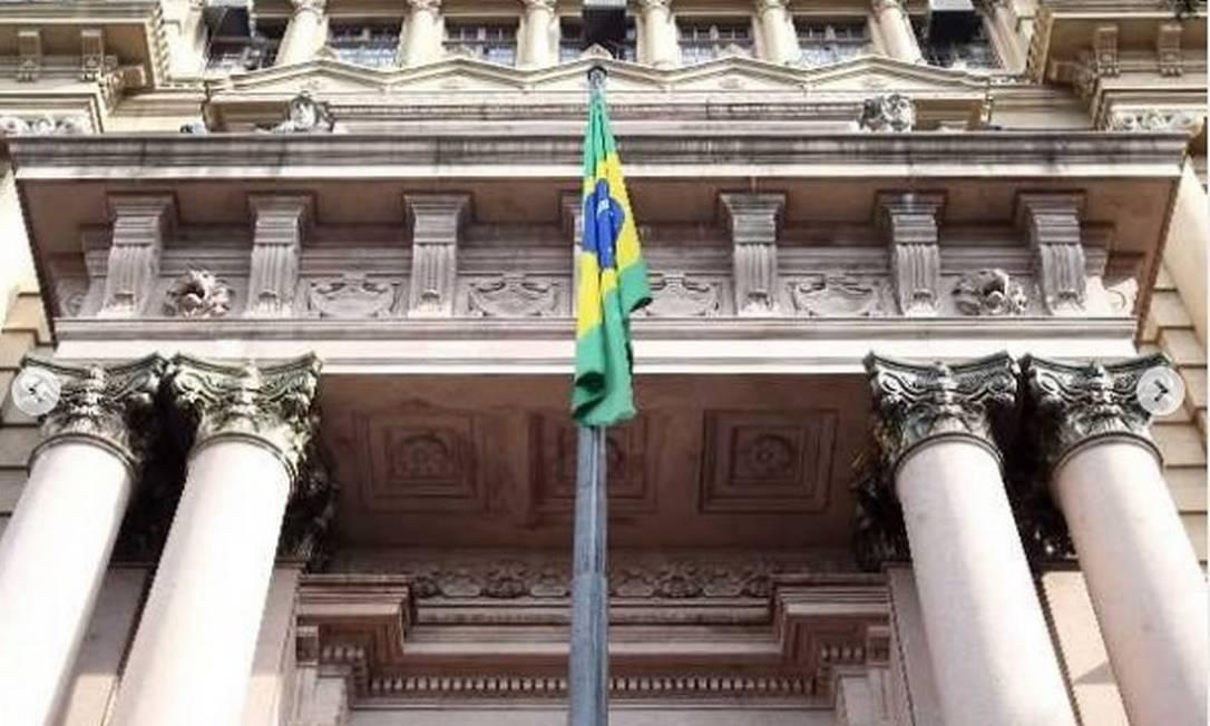 O prédio do Tribunal de Justiça de São Paulo Foto: Instagram / TJ-SP