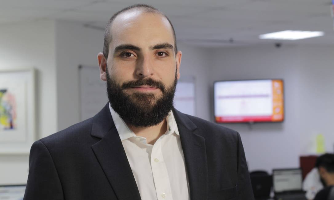 OmarJarouche, diretor de Marketing e Soluções daClearSale Foto: Divulgação