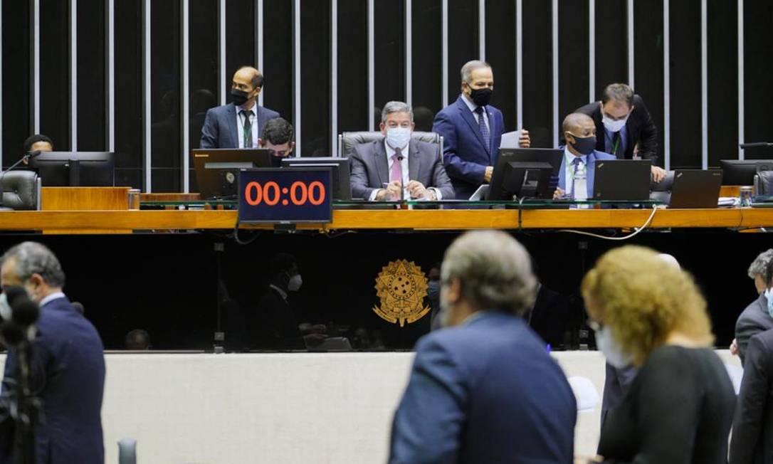 A Câmara deve votar a reforma administrativa em agosto Foto: Pablo Valadares/Câmara dos Deputados