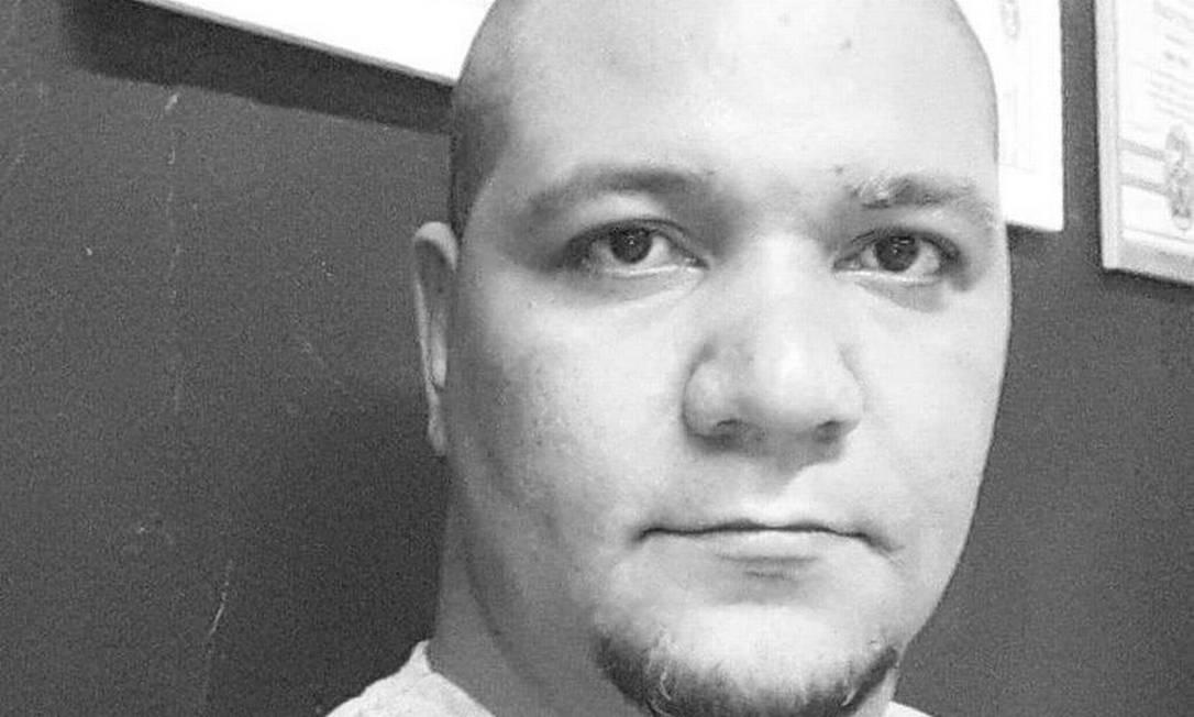 O treinador Edson Souza, indiciado pelos crimes de importunação e assédio sexual Foto: Reprodução