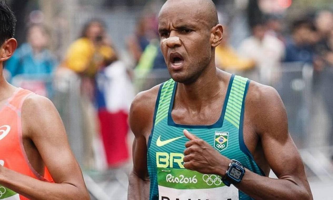 Paulo Roberto de Paula representará o São Paulo e o Time Brasil na Maratona, nos Jogos Olímpico de Tóquio. Foto: Wander Roberto/COB