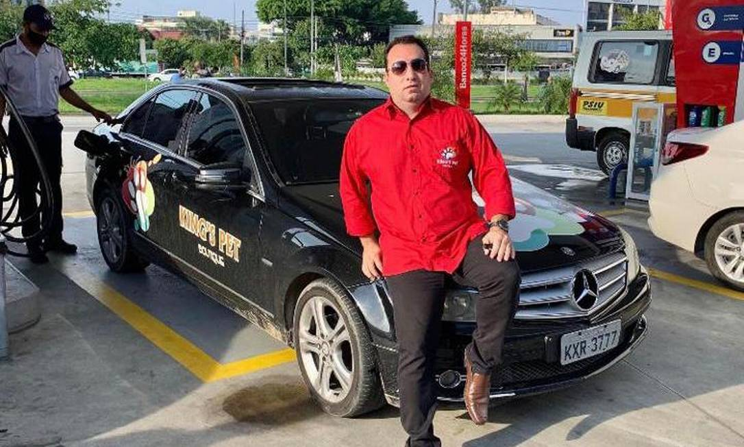 Marcelo: segundo a Polícia Civil do Ceará, ele já foi alvo de 15 inquéritos no estado Foto: Reprodução