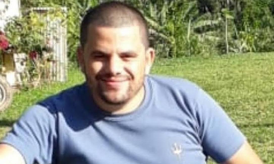Francisco Carlos Sciotta da Silva Junior tinha 34 anos Foto: Reprodução