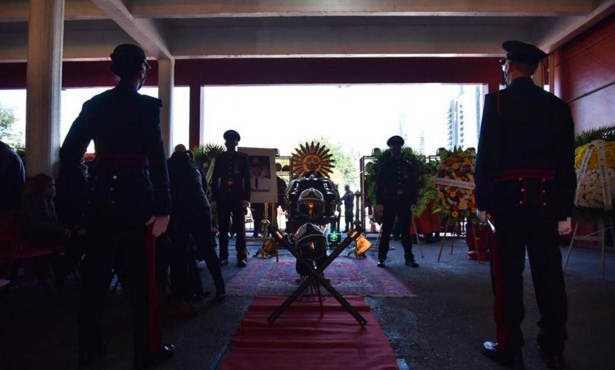 Governador Eduardo Leite decretou luto oficial de três dia pelas mortes dos militares Foto: Divulgação