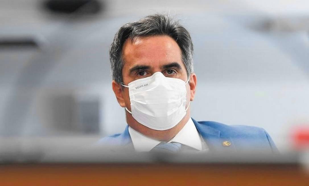 Senador Ciro Nogueira (PP-PI) Foto: Edilson Rodrigues/Agência Senado