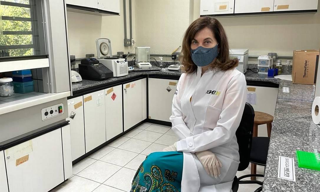 Mayana Zatz coordena o Centro de Estudos do Genoma Humano e Células-Tronco da Universidade de São Paulo (USP) e o Instituto Nacional de Ciência e Tecnologia Envelhecimento e Doenças Genéticas Foto: Arquivo Pessoal