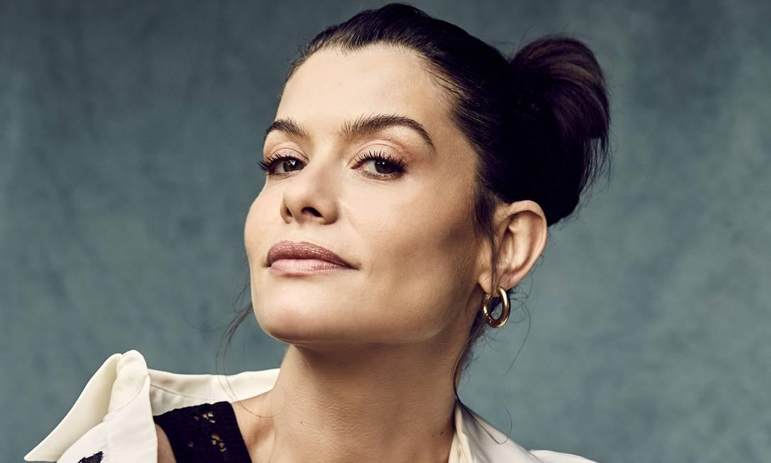 Alinne Moraes Foto: Fe Pinheiro
