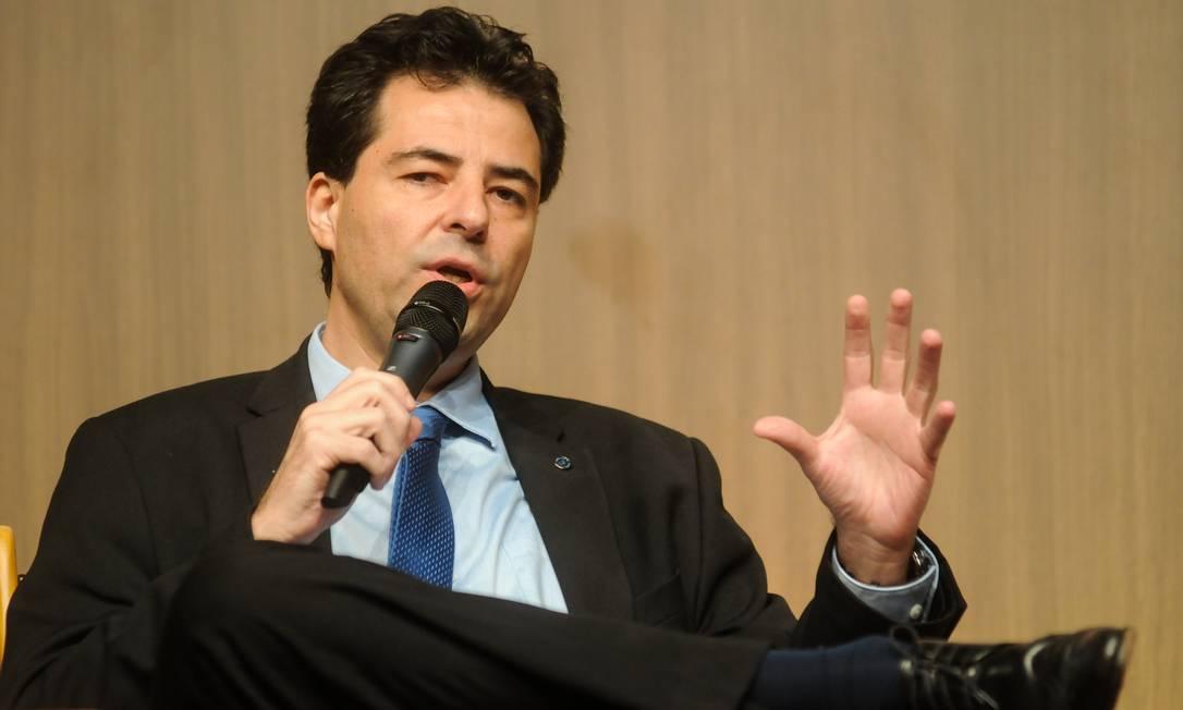 Secretário Adolfo Sachsida defende transferência de recursos do Sistema S para capacitar jovens de baixa renda Foto: Claudio Belli / Agência O Globo 08/08/2019