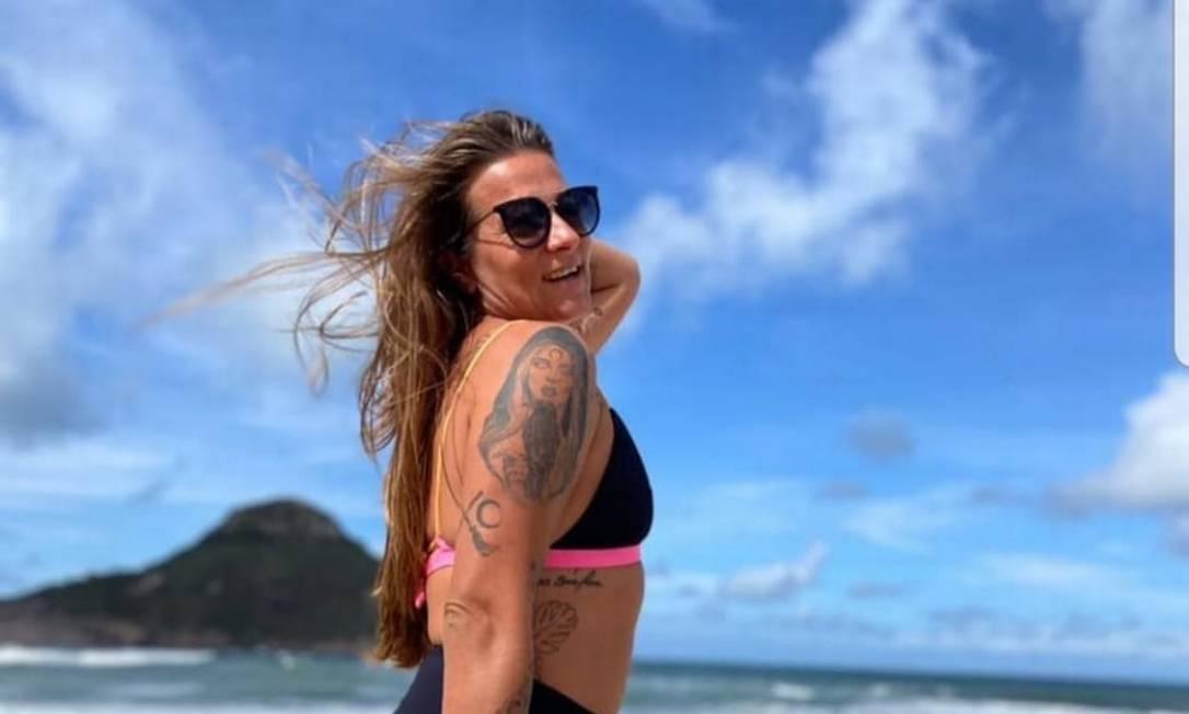Daniela Grecchi e suas duas filhas foram assassinadas por seu ex-namorado Foto: Reprodução