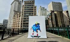 Rayssa Leal Foto: Gabriel Bianchini/Nike