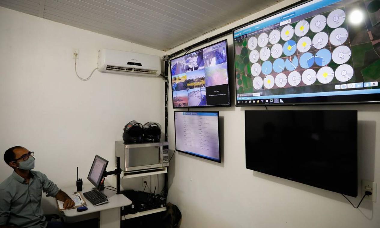 Rápido desenvolvimento do agro na região tem relação com processo de adaptação e investimento em tecnologia para elevar produtividade Foto: Pablo Jacob / Agência O Globo