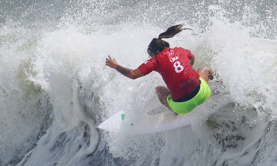 Silvana Lima terá tetracampeã mundial e líder do ranking pelo caminho Foto: LISI NIESNER / REUTERS