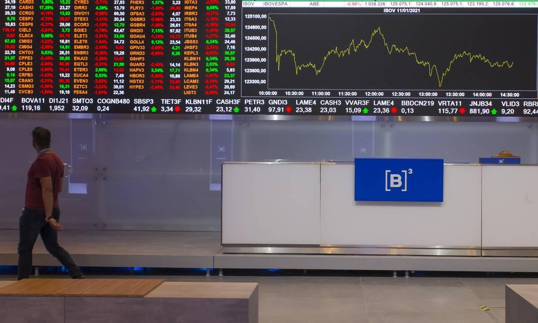 O mercado também subiu suas expectativas para a inflação deste ano Foto: Edilson Dantas / Agência O Globo
