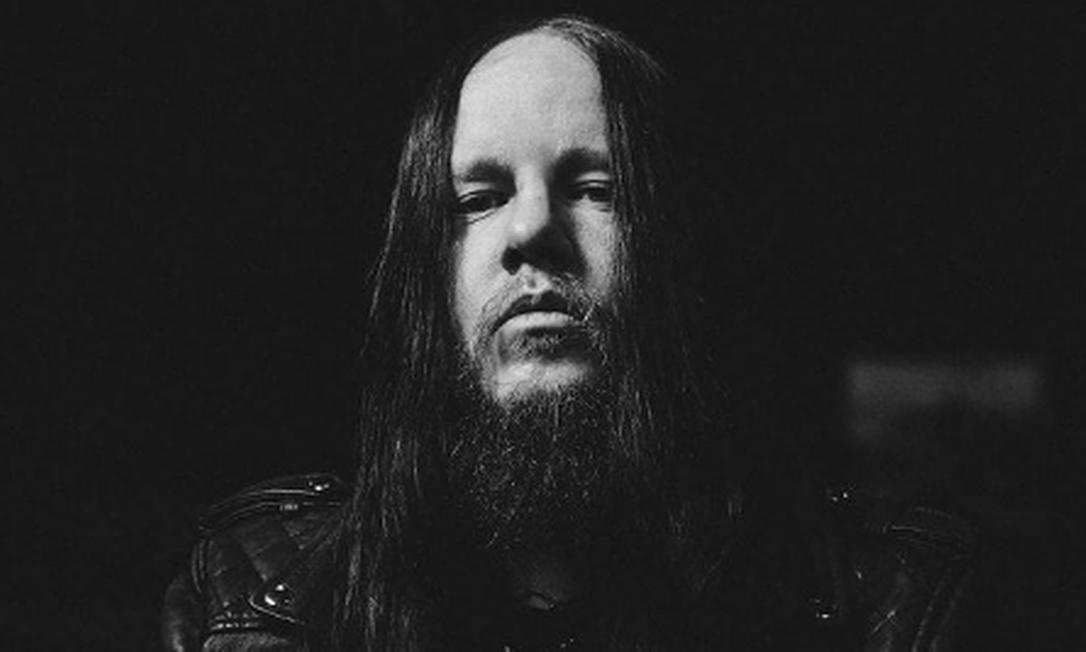 Joey Jordison foi baterista da banda Slipknot de 1995 a 2013 Foto: Instagram / Reprodução