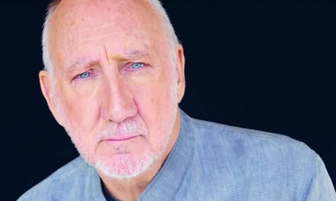 Pete Townshend, autor de 'A era da ansiedade' Foto: Terry McGough / Divulgação