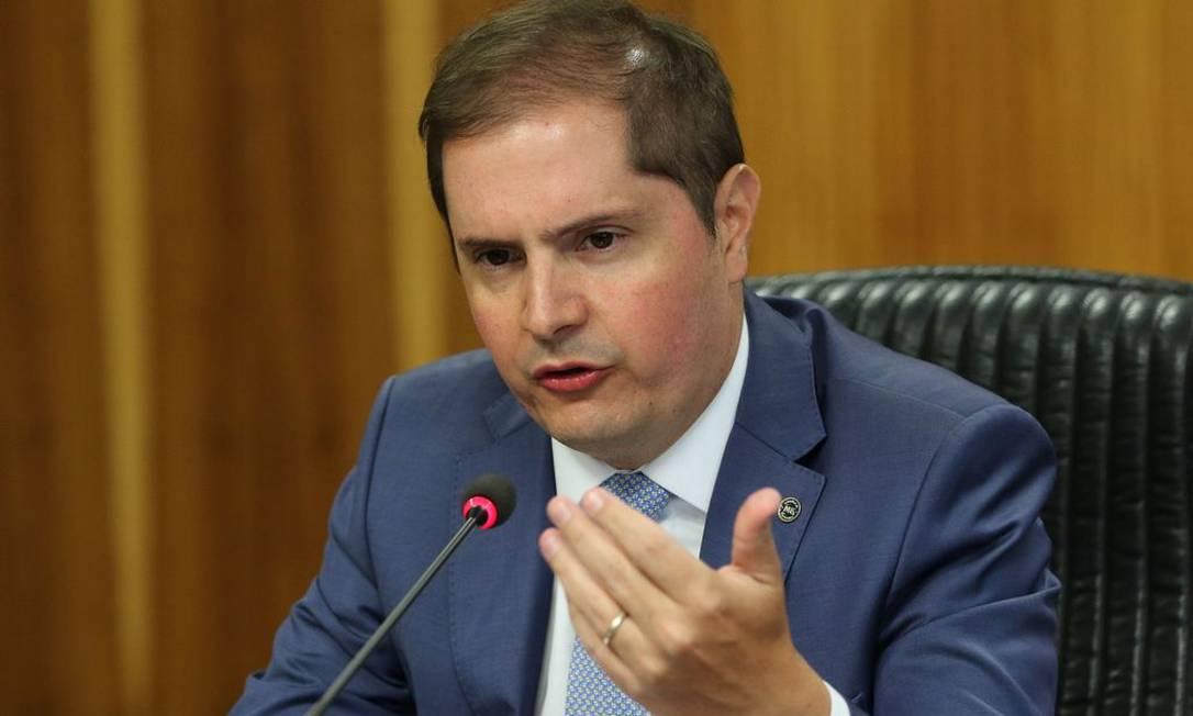 Bruno Bianco, atual secretário especial de Previdência e Trabalho Foto: Fabio Rodrigues Pozzebom / Agência Brasil/02-03-2020