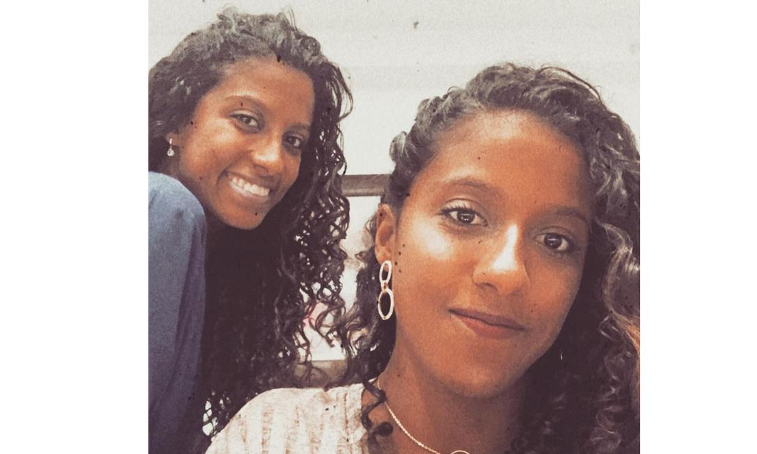 As irmãs e atletas Natali e Nicoli Cruz Foto: Instagram / Reprodução