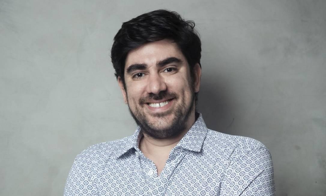 Marcelo Adnet: vencedor do Faz Diferença 2021, categoria Segundo Caderno/Audiovisual Foto: Leo Martins / Agência O Globo