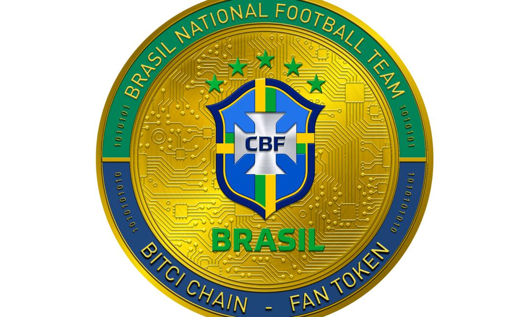 Token é negociado com o nome de Brazilian Football Team (BFT) Foto: Agência O Globo