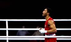 Hebert garante bronze para o Brasil em Toquio Foto: Foto: Miriam Jeske/COB / Agência O Globo