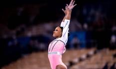 Rebeca Andrade vai disputar mais uma medalha nos Jogos de Tóquio Foto: Miriam Jeske / COB