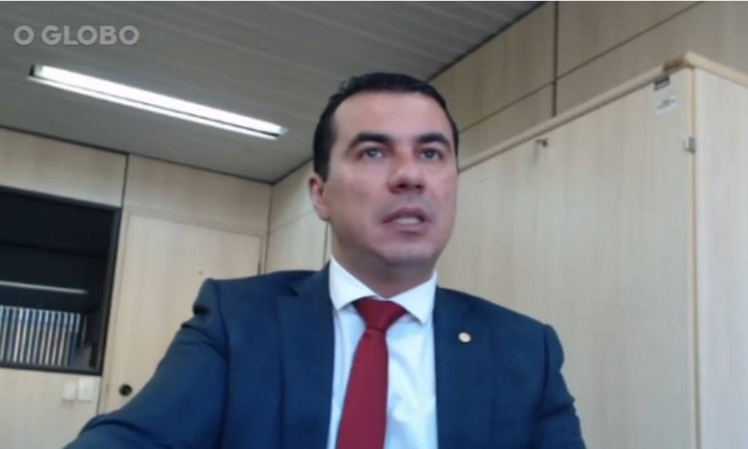 Luis Miranda diz à PF que Pazuello relatou ameaças de Arthur Lira; veja vídeo Foto: Reprodução/O Globo