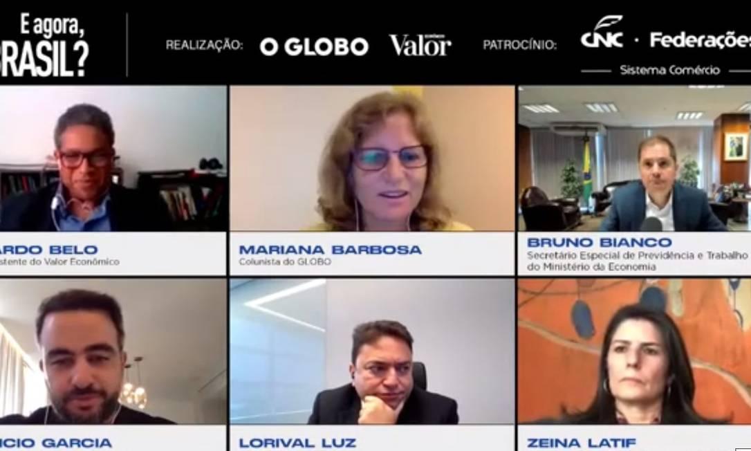 E agora, Brasil?: Os desafios para retomada do emprego no país pós-pandemia Foto: Agência O Globo