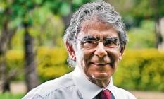 Ministro Ayres Brito, ex-presidente do Supremo Tribunal Federal Foto: André Coelho/Agência O Globo