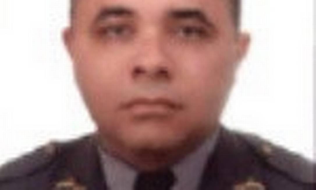 O tenente-coronel Marcelo Bastos Leal Foto: Reprodução