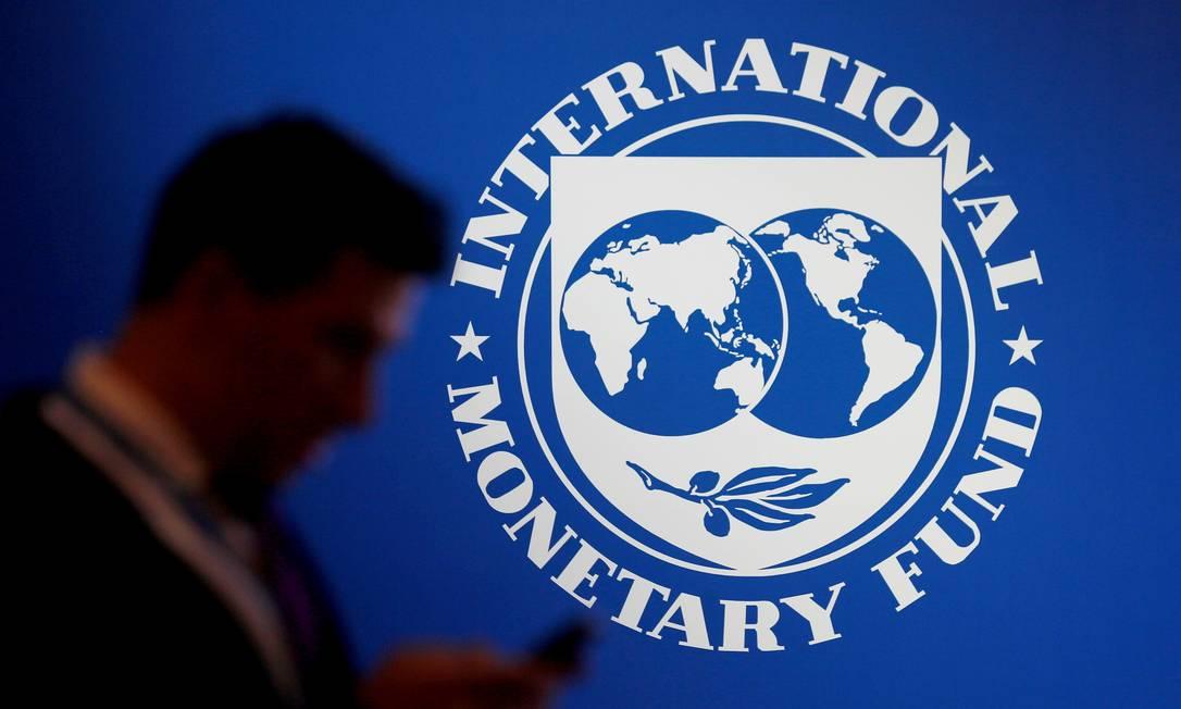 A injeção de US$ 650 bilhões nos países membros é a maior da história do FMI Foto: Johannes Christo / REUTERS