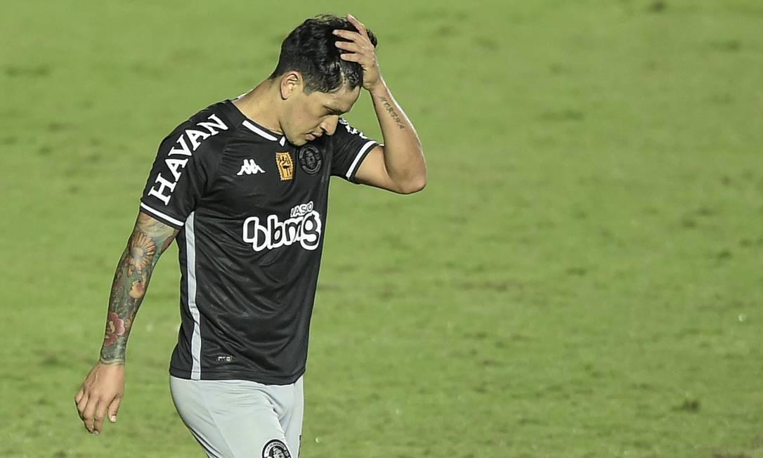 Cano chegou a fazer um gol no jogo, mas foi anulado Foto: Código 19 / Agência O Globo