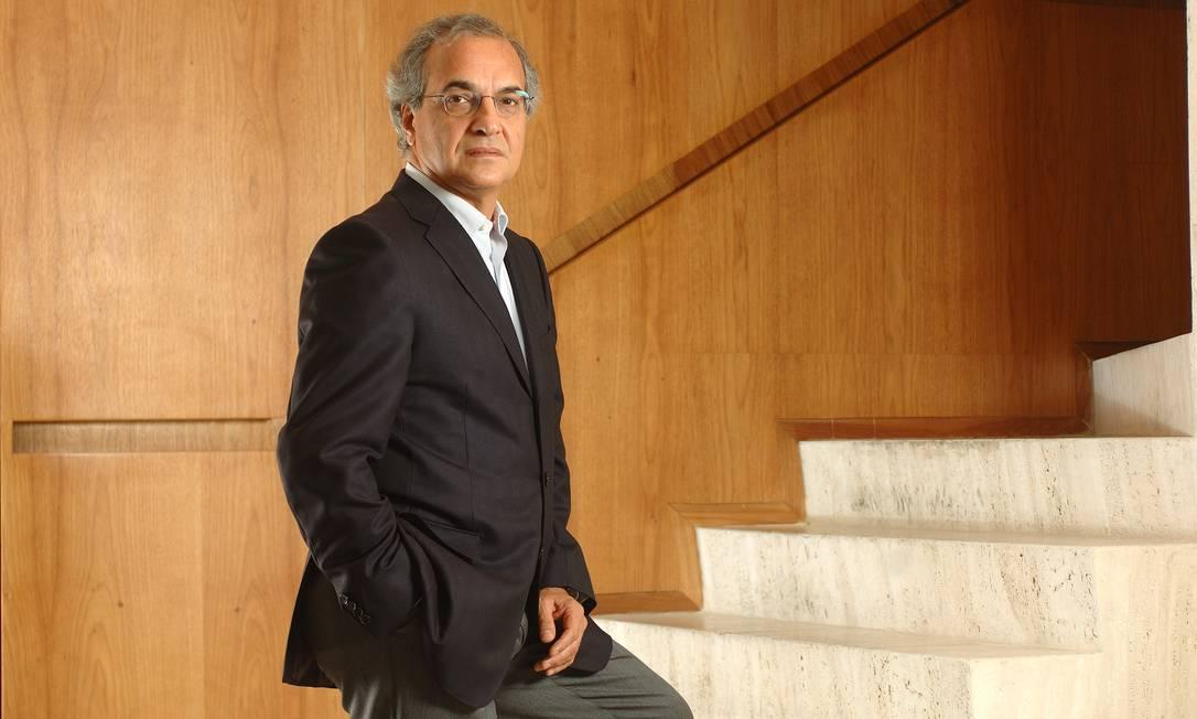 O empresário Guilherme Leal, um dos líderes do Conselho de Administracao da Natura Foto. Sergio Zacchi / Valor Foto: Sérgio Zacchi / Valor/16-10-2007
