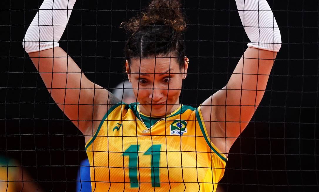 Tandara: exame positivo de doping a tira dos Jogos de Tóquio Foto: Valentyn Ogirenko/Reuters